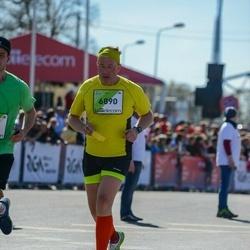 The 27th Lattelecom Riga Marathon - Uldis Cērps (6890)