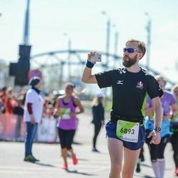 The 27th Lattelecom Riga Marathon - Andrei Makarov (6893)