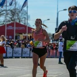 The 27th Lattelecom Riga Marathon - Natasha Konstantinova (3149)