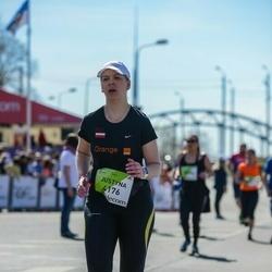 The 27th Lattelecom Riga Marathon - Justyna Mieszała (4176)