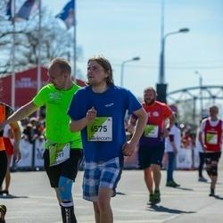 The 27th Lattelecom Riga Marathon - Ģirts Priževoits (6575)