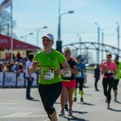 The 27th Lattelecom Riga Marathon - Daiva Mikulene (2990)