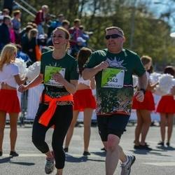 The 27th Lattelecom Riga Marathon - Jon Sawyer (5343)