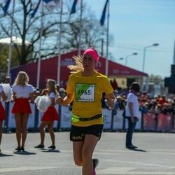 The 27th Lattelecom Riga Marathon - Līva Novikova (6965)
