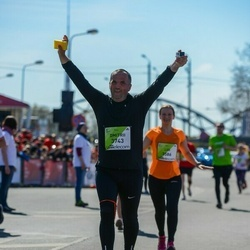 The 27th Lattelecom Riga Marathon - Dmitrii Zemskov (3743)