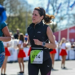 The 27th Lattelecom Riga Marathon - Anna Valtere (6114)