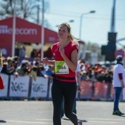 The 27th Lattelecom Riga Marathon - Tatiana Neshumova (7064)