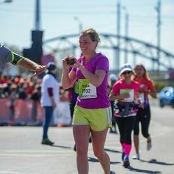 The 27th Lattelecom Riga Marathon - Irma Huis In 't Veld (2702)
