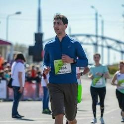 The 27th Lattelecom Riga Marathon - Oļegs Žakovs (3886)