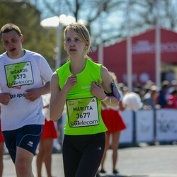 The 27th Lattelecom Riga Marathon - Maruta Krūmiņa (3677)