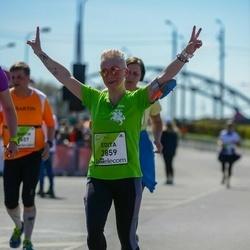 The 27th Lattelecom Riga Marathon - Edita Kundrienė (2859)