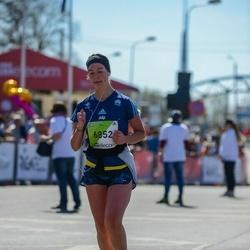 The 27th Lattelecom Riga Marathon - Nataliia Goncharova (6852)