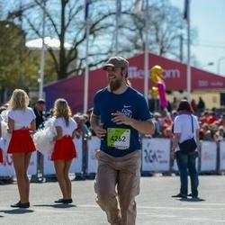 The 27th Lattelecom Riga Marathon - Kārlis Bergmanis (4262)