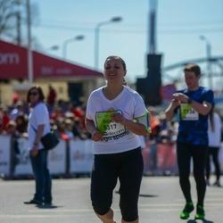 The 27th Lattelecom Riga Marathon - Digna Eglīte (5317)