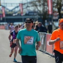 The 27th Lattelecom Riga Marathon - Tuomas Silven (1194)