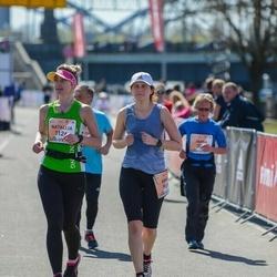 The 27th Lattelecom Riga Marathon - Natalija Perevoznikova (1126)