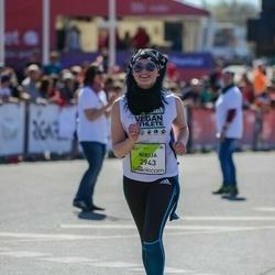 The 27th Lattelecom Riga Marathon - Nikija Spaliņa (2943)