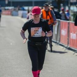 The 27th Lattelecom Riga Marathon - Kirsi Jokela (574)