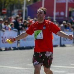 The 27th Lattelecom Riga Marathon - Mārtiņš Mertens (6714)