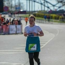The 27th Lattelecom Riga Marathon - Tatiana Afonina (6058)