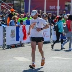 The 27th Lattelecom Riga Marathon - Jānis Teteris (1456)