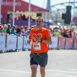 The 27th Lattelecom Riga Marathon - Nerijus Bielcius (2098)