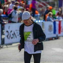 The 27th Lattelecom Riga Marathon - Ervīns Kaļass (3794)