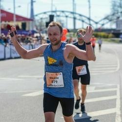 The 27th Lattelecom Riga Marathon - Maxim Patrushev (879)