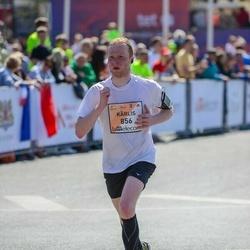 The 27th Lattelecom Riga Marathon - Kārlis Viļums (856)