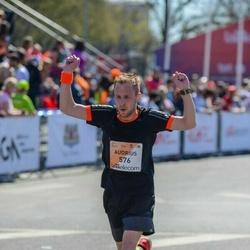 The 27th Lattelecom Riga Marathon - Audrius Mikalajunas (576)