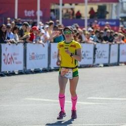 The 27th Lattelecom Riga Marathon - Austėja Vaičiulienė (742)