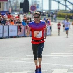 The 27th Lattelecom Riga Marathon - Loic Lemercier (617)