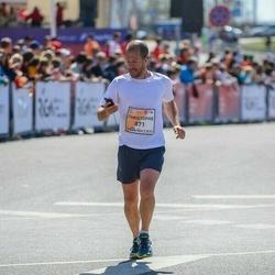 The 27th Lattelecom Riga Marathon - Christophe Bouten (871)