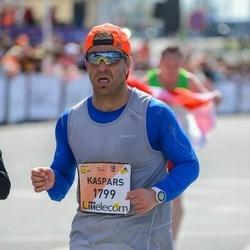 The 27th Lattelecom Riga Marathon - Kaspars Rolavs (1799)
