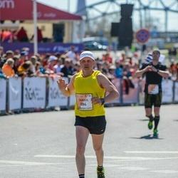 The 27th Lattelecom Riga Marathon - Darius Jasevičius (884)