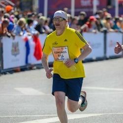 The 27th Lattelecom Riga Marathon - Edmunds Gržibovskis (914)
