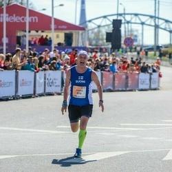 The 27th Lattelecom Riga Marathon - Jukka Aittokallio (899)
