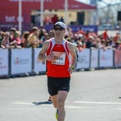 The 27th Lattelecom Riga Marathon - Kanstantsin Asadchy (2046)