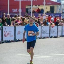 The 27th Lattelecom Riga Marathon - Rasmuss Pētersons (1892)