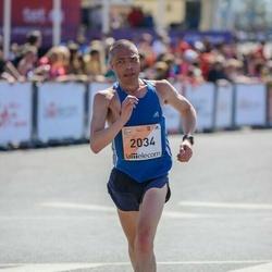 The 27th Lattelecom Riga Marathon - Steven Kovats (2034)
