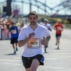 The 27th Lattelecom Riga Marathon - Einārs Goldbergs (2029)