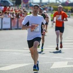 The 27th Lattelecom Riga Marathon - Artūrs Šits (567)