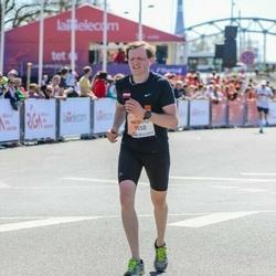 The 27th Lattelecom Riga Marathon - Mateusz Mazur (1550)