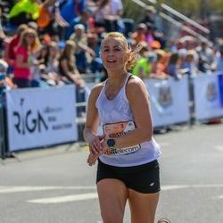 The 27th Lattelecom Riga Marathon - Kristīne Roga (1260)