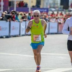 The 27th Lattelecom Riga Marathon - Marek Pacewicz (1493)