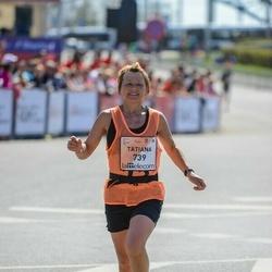 The 27th Lattelecom Riga Marathon - Tatiana Sviridova (739)