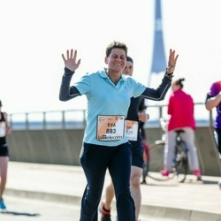 The 27th Lattelecom Riga Marathon - Eva Henkel (883)