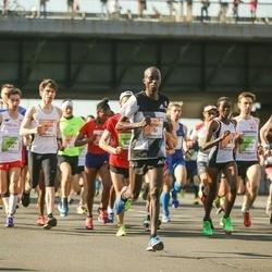 The 27th Lattelecom Riga Marathon - Martha Wanjiku Njoroge (41), Allan Männi (1122), Edgars Jansons (6534)
