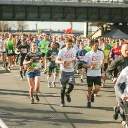The 27th Lattelecom Riga Marathon - Lukas Lindenberg (1426), Agate Kristapsone (6083)