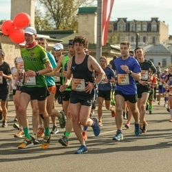 The 27th Lattelecom Riga Marathon - Andrius Jagminas (75), Maxim Ignatenko (709)